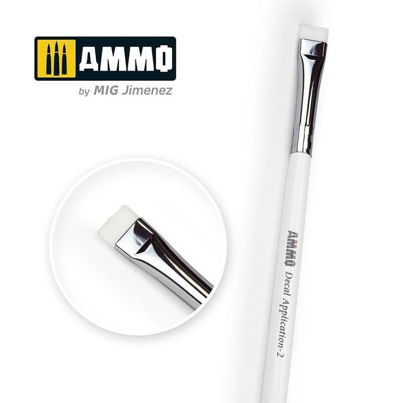 Ammo by Mig - Step 2 Decal Application Brush # MIG-8707