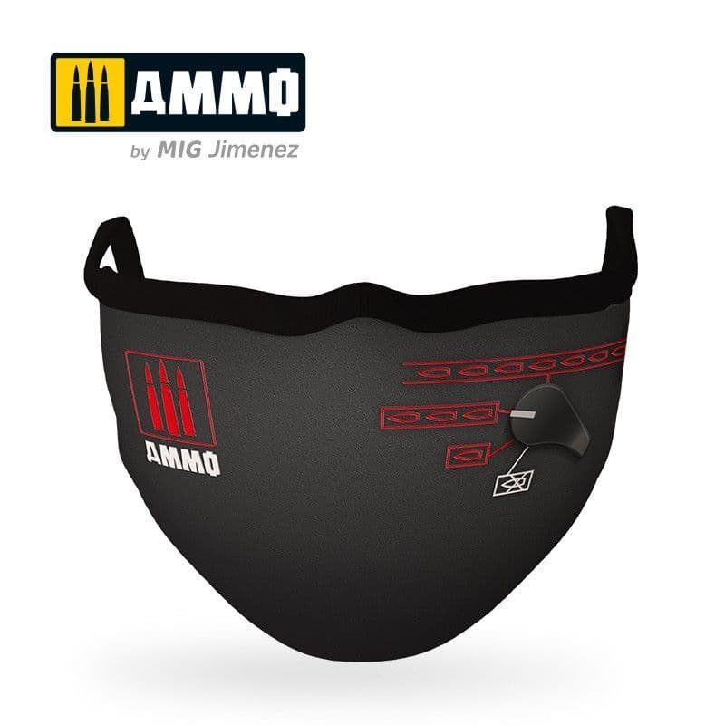 Ammo by Mig - Switch Face Mask # MIG-8071