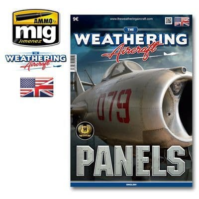 Ammo by Mig - The Weathering Aircraft Issue 1 Panels # MIG-5201