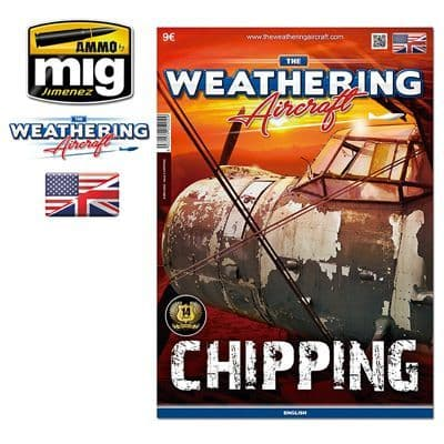 Ammo by Mig - The Weathering Aircraft Issue 2 Chipping # MIG-5202