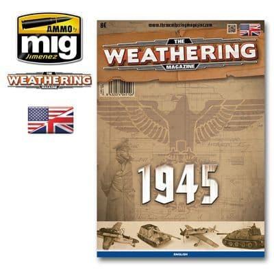 Ammo by Mig - The Weathering Magazine Issue 11 - 1945 # MIG-4510