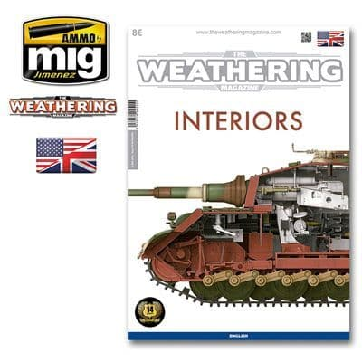 Ammo by Mig - The Weathering Magazine Issue 16 Interiors # MIG-4515