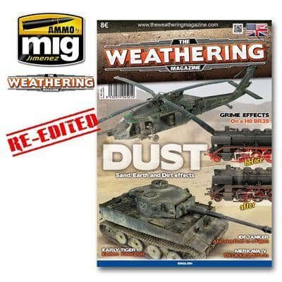 Ammo by Mig - The Weathering Magazine Issue 2 Dust # MIG-4501