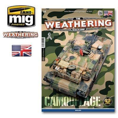 Ammo by Mig - The Weathering Magazine Issue 20 Camouflage # MIG-4519
