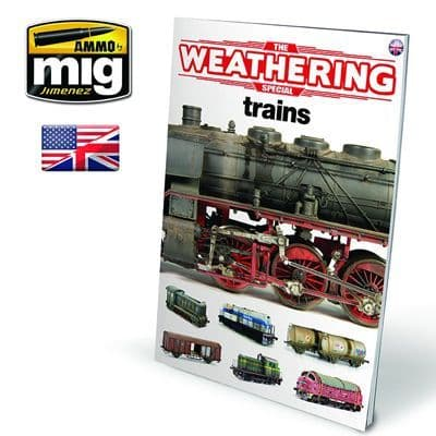 Ammo by Mig - The Weathering Special: Trains # MIG-6142