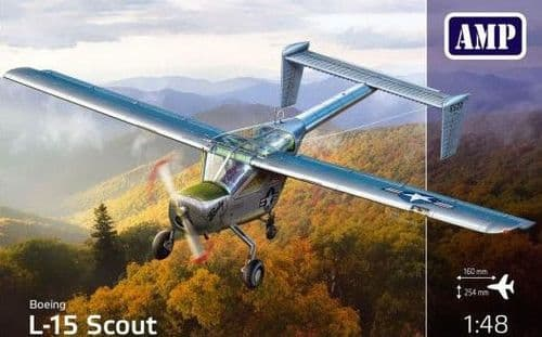 AMP 1/48 Boeing L-15 Scout # 48016