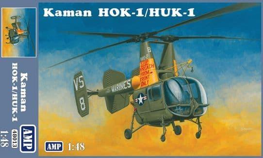AMP 1/48 Kaman HOK-1/HUK-1 # 48013