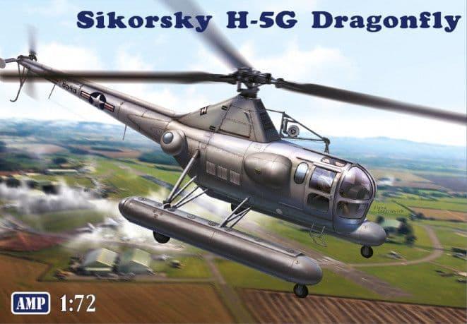 AMP 1/72 Sikorsky H-5G Dragonfly # 72008