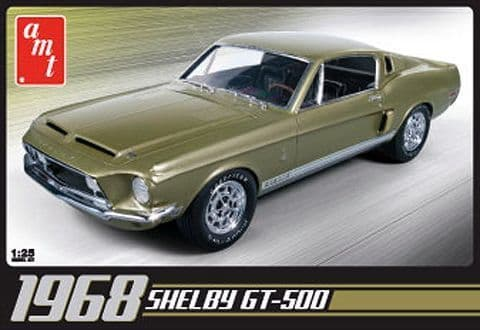 AMT 1/25 1968 Shelby GT-500 # 634