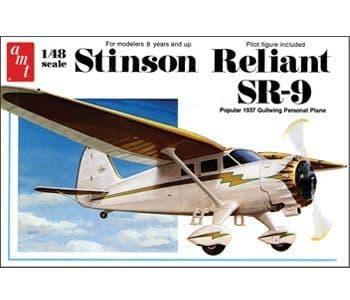 AMT 1/48 Stinson Reliant SR-9 # 905