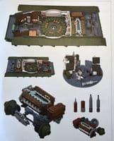 Amusing Hobby 1/35 Soviet T-72-M1 (with Full Interior) # 35A038