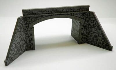Ancorton Double Track Tunnel Mouth Kit - N Scale (N-TM1) # 95647