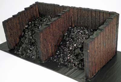 Ancorton OO Gauge Coal Staithe Kit (OOCB1) # 95822