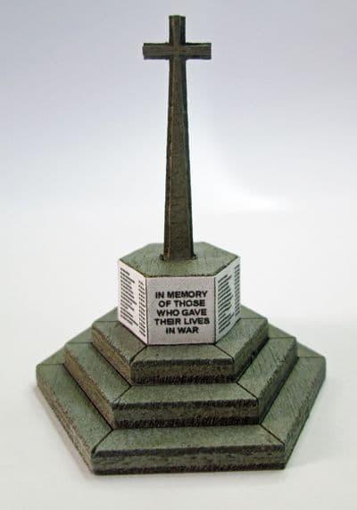 Ancorton OO Gauge War Memorial Kit # OOWM1