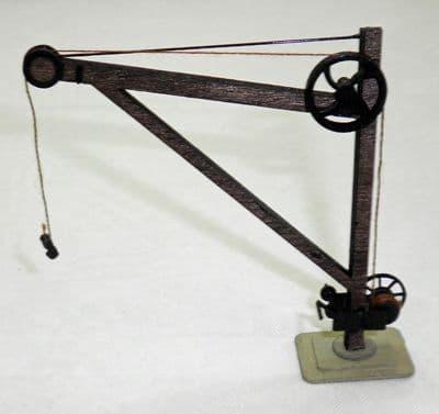 Ancorton OO Gauge Yard Crane Kit (OOYC1) # 95811