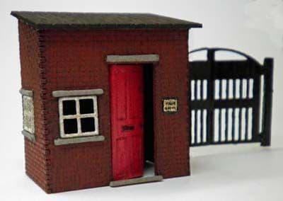 Ancorton OO Gauge Yard Office (OOYO1) # 95791