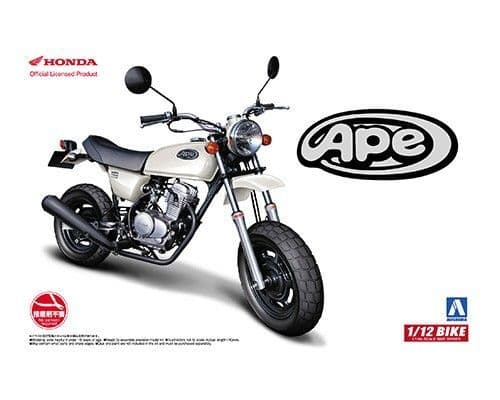 Aoshima 1/12 Honda APE50 # 05170