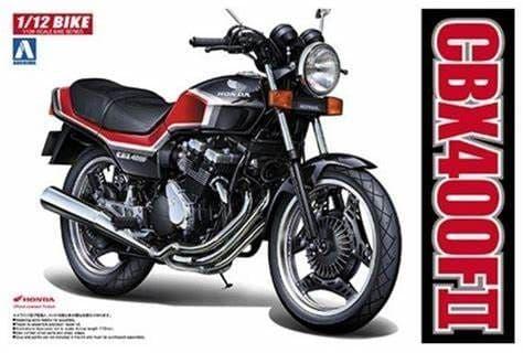 Aoshima 1/12 Honda CBX400F II # 05167