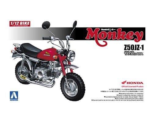 Aoshima 1/12 Honda Monkey Custom Takegawa Ver.2 # 05222