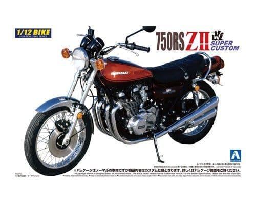 Aoshima 1/12 Kawasaki 750RS ZII Super Custom # 04178