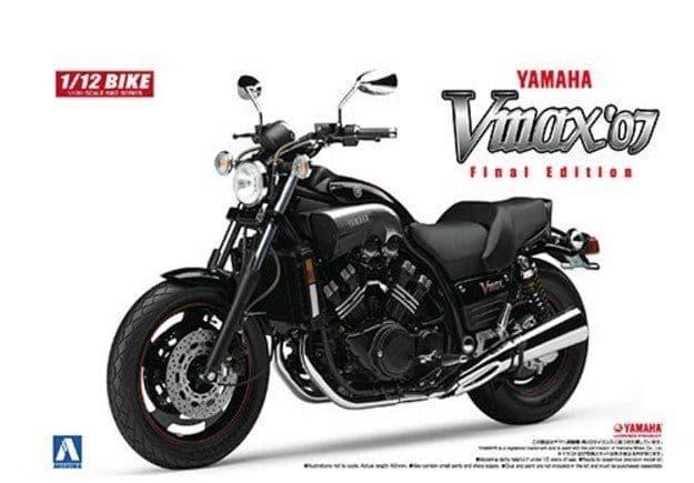 Aoshima 1/12 Yamaha VMAX '07 Final Edition # 05165