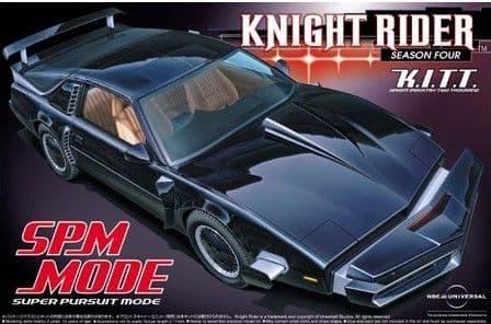 Aoshima 1/24 Knight Rider Season Four Knight 2000 K.I.T.T. SPM Mode # 04355