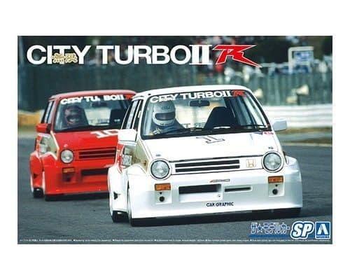 Aoshima 1/24 Mugen City Turbo IIR '85 # 05912
