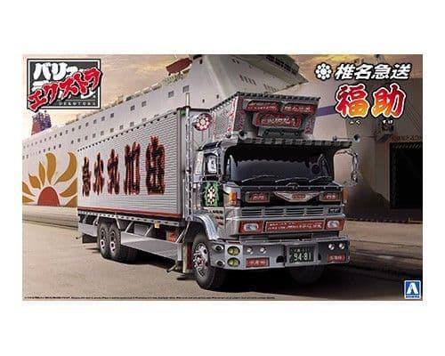 Aoshima 1/32 Shiina Line Express Fukusuke # 05203