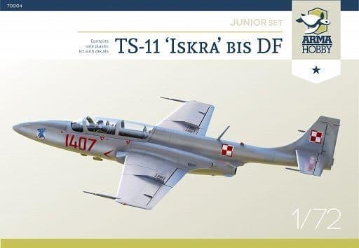 Arma Hobby 1/72 PZL TS-11 'Iskra' bis DF Junior Set # 70004