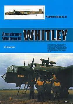 Armstrong-Whitworth Whitley - By Ken Wixey