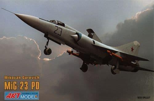 Art Model 1/72 Mikoyan MiG-23PD # 7208