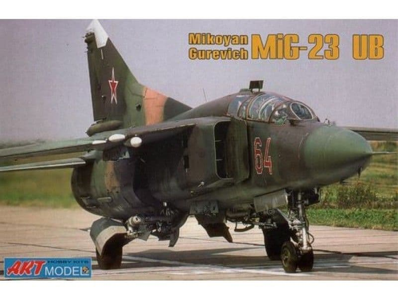 Art Model 1/72 Mikoyan MiG-23UB # 7210