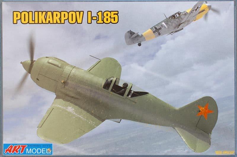 Art Model 1/72 Polikarpov I-185 # 7206