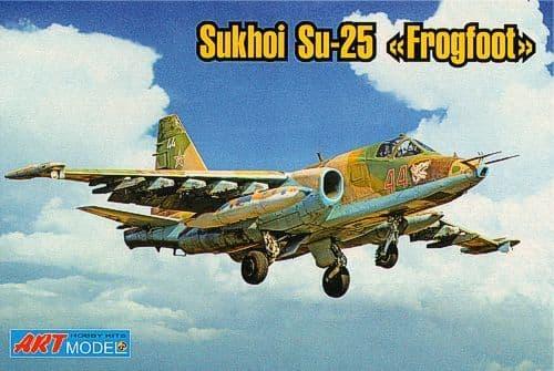 Art Model 1/72 Sukhoi Su-25 Frogfoot # 7215