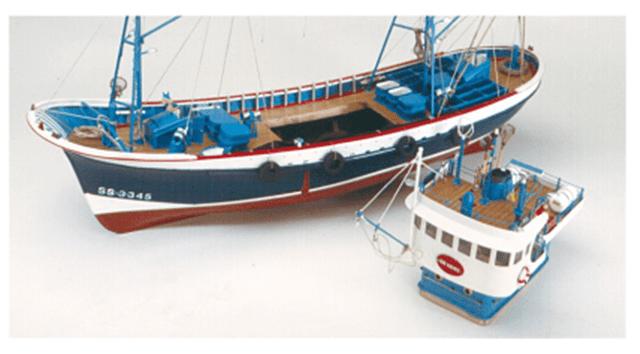 Artesania Latina 1/50 Marina II # 20506