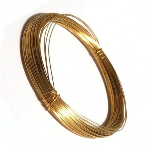 Artesania Latina - Brass Wire 0.5mm (5m) # 8626