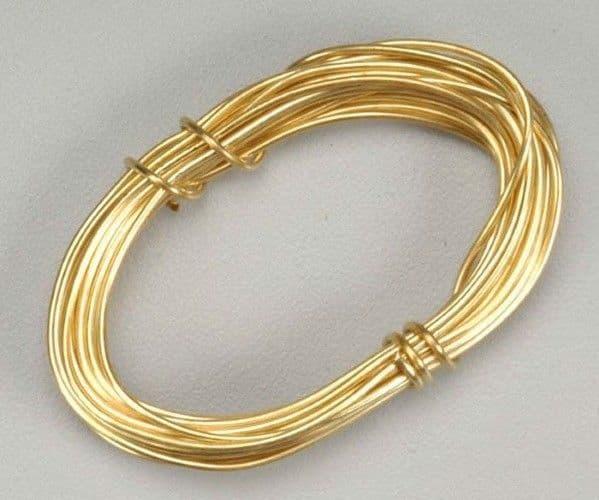 Artesania Latina - Brass Wire 1mm (3m) # 8627