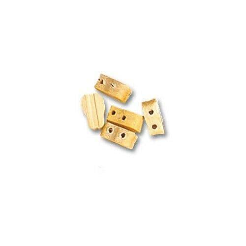 Artesania Latina - Single Block 2 Holes 7mm (18u.) # 8533