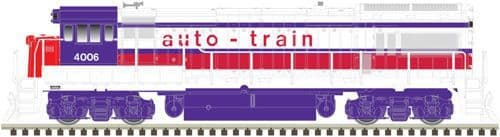 Atlas HO Gauge #D# Master U33B Loco Auto Train 4006 (DCC-Sound) # 10002351