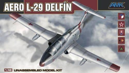 Avant Garde 1/48 Aero L-29 Delfin # 88002