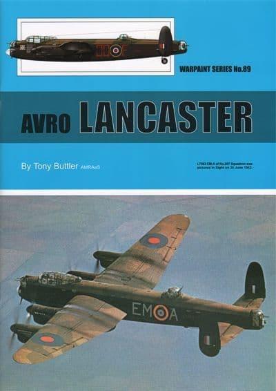 Avro Lancaster - By Tony Buttler