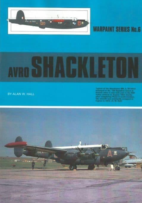 Avro Shackleton - by Alan W. Hall
