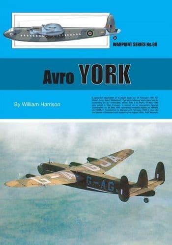 Avro York - By William Harrison