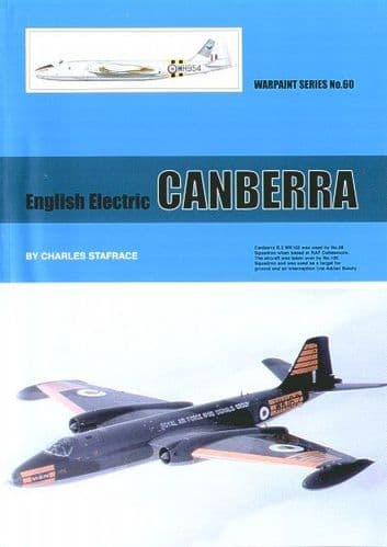 BAC/EE Canberra - By Charles Stafrace