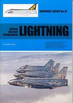 BAC/EE Lightning - By Alan W. Hall