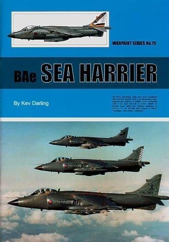 BAe Sea Harrier - By Kev Darling