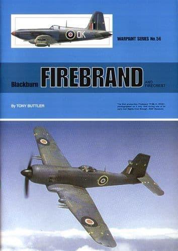 Blackburn Firebrand and Firecrest - By Tony Buttler