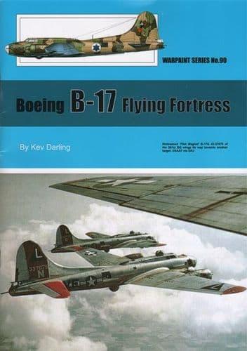 Boeing B-17G Flying Fortress - By Kev Darling