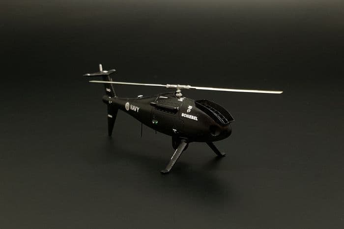Brengun 1/32 S-100 Camcopter Unmanned Helicopter Resin Construction # S32038