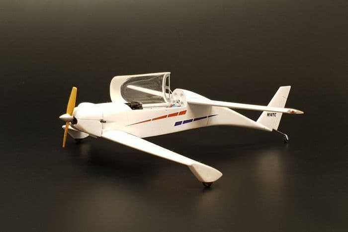 Brengun 1/48 Rutan Quickie Resin Construction Kit # S48012